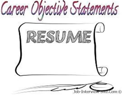 It sales resume objective